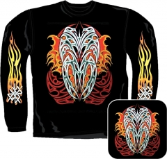 Sweatshirt - Feuer Tribal