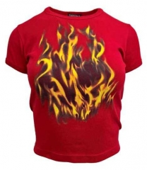 Rotes Top  Inferno