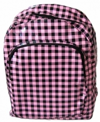 Rucksack - Red Checker