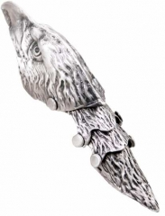 Joint Finger Ring - Eagle Head