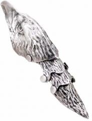 Gelenk Fingerring - Adlerkopf