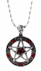 NEK-A 343 - Halskette / Pentagramm