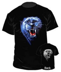 Kinder T-Shirt - Lurking White Tiger