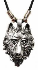 NEK-A 435 - Halskette / Wolf