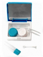 ELS 001 - Kontaktlinsen Etui - Blau