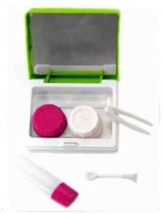 ELS 003 - Kontaktlinsen Etui - Grün