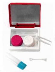 ELS 004 - Kontaktlinsen Etui - Rot