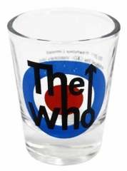 Merchandise Shot Glas - The Who Target