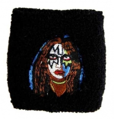 Kiss Spaceman Merchandise Schweißband