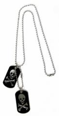CHNK 034 - Halskette - Totenkopf