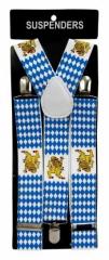 Bayern Wappen Hosenträger
