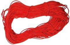 R50MBOL 005 - Flechtschnur Rot