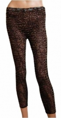 LGL 009 - Leggings - Leopard Pattern