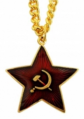 NEK-A 471 - Necklace - CCCP