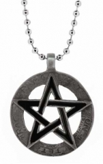 NEK-A 504 - Necklace - Pentagram