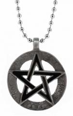 NEK-A 504 - Halskette - Pentagramm