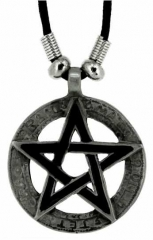 NEK-A 505 - Necklace - Pentagram