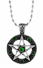 NEK-A 506 - Halskette / Pentagramm