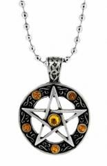 NEK-A 507 - Halskette / Pentagramm