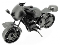 MET 015 - Steel Art - Retro Speedbike