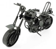 MET 016 - Kunst aus Stahl - Oldtimer Chopper
