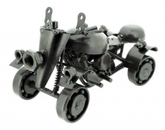 MET 022 - Steel Art - Quad Bike