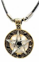 NEK-A 508 - Halskette / Pentagramm