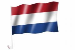 Autofahne Niederlande