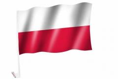 Autofahne Polen