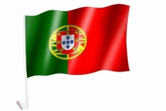 Autofahnen Portugal