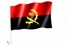 Autofahnen Angola