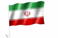 Autofahnen Iran