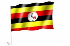 Autofahnen Uganda
