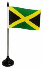 Tischfahnen Jamaika