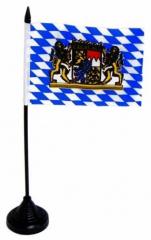 Tischfahnen Bayern Wappen