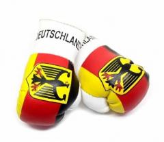 Deutschland Adler Mini Boxhandschuhe
