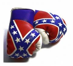 Confederate States Mini Boxing Gloves