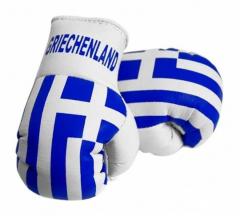 Griechenland Mini Boxhandschuhe