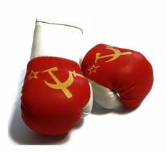 CCCP Mini Boxing Gloves