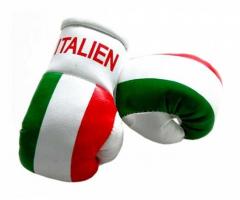 Italien Mini Boxhandschuhe