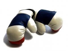 Frankreich Mini Boxhandschuhe