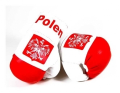 Polen Mini Boxhandschuhe