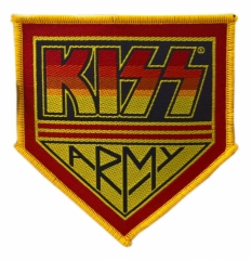 Aufnäher Kiss Kiss Army Badge