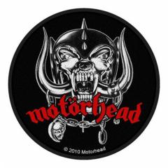 Aufnäher Motörhead War Pig