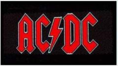 Aufnäher AC/DC