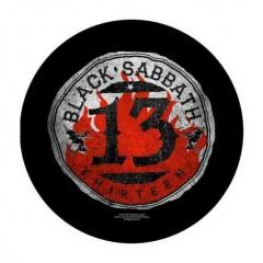 Black Sabbath 13 Circular