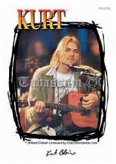 Schlüsselanhänger Kurt Cobain