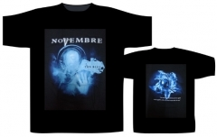 Novembre The Blue T Shirt