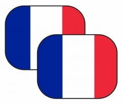 Auto-Sonnenschutz Frankreich