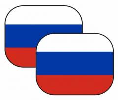 Auto-Sonnenschutz Russland